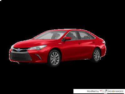 2017 Toyota Camry Hybrid XLE CVT