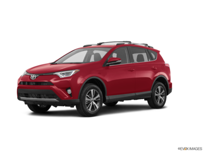 2017 Toyota RAV4 FWD XLE