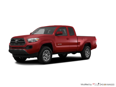 Toyota Tacoma TRD OFF-ROAD SHORT 2017