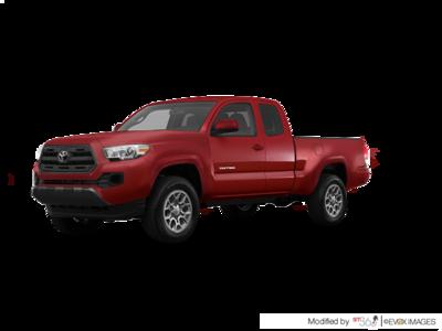Toyota Tacoma 4X4 DBL Cab V6 - TRD 2017