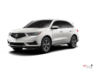 2018 Acura MDX MDX 9AT TP