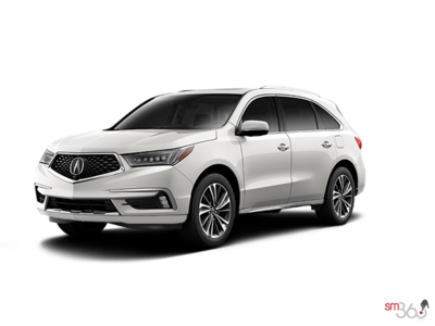2018 Acura MDX MDX 6P 9AT ELITE PAC