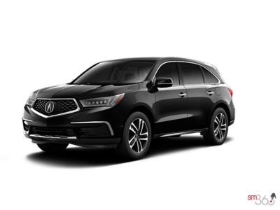Acura MDX MDX9AT NAVI PACK 2018