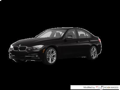 BMW 330i XDrive Sedan (8D97) 2018
