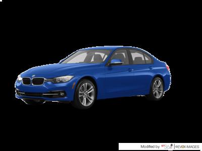 BMW 330i XDrive Sedan 2018