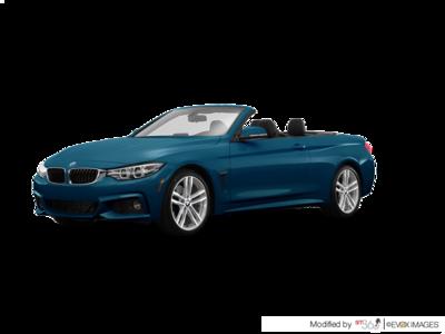 BMW 440i XDrive Cabriolet 2018