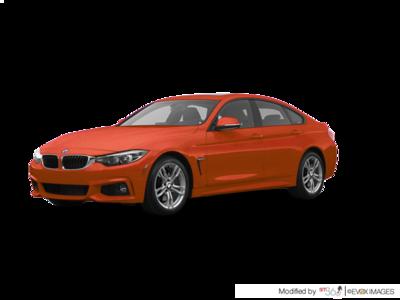 2018 BMW 430i XDrive Gran Coupe