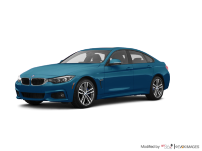 BMW 440i XDrive Gran Coupe 2018