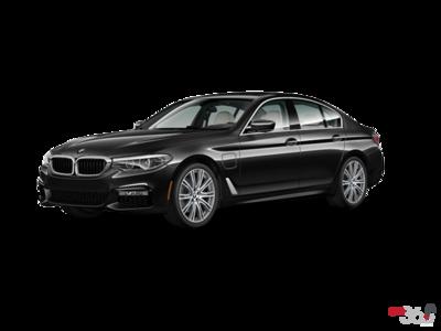 BMW 530e XDrive Sedan 2018