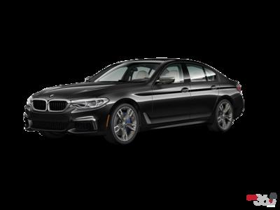 BMW M550i XDrive Sedan 2018