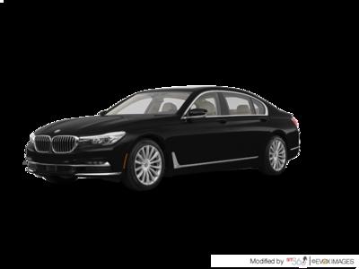 BMW 750LI XDrive Sedan 2018