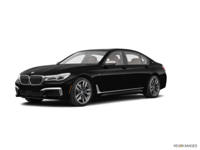 BMW M760Li XDrive Sedan 2018