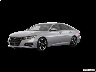 2018 Honda Accord ACCORD4D1.5TSPOHSCVT