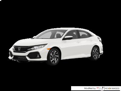 Honda Civic CIVIC 5D L4 LX HSCVT 2018