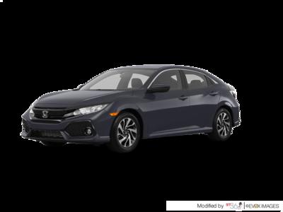 2018 Honda Civic CIVIC,5D L4 LX CVT
