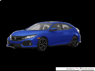 Honda Civic CIV 5D L4 SPRT HSCVT 2018