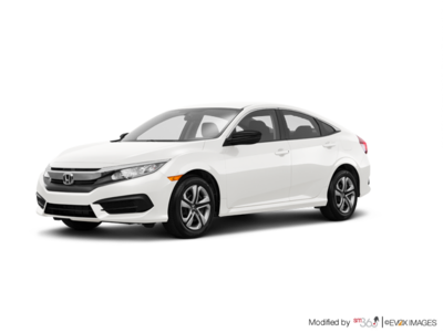 2018 Honda Civic CIV 4D L4 LX 6MT