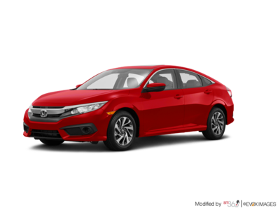 Honda Civic Sedan EX 2018