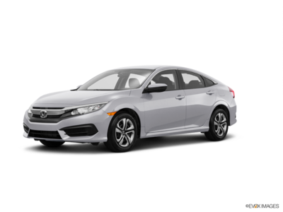 Honda Civic CIV 4D L4 LX 6MT 2018