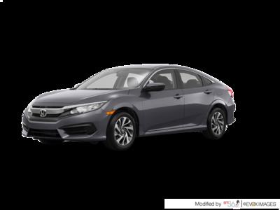 Honda Civic CIV 4D L4 SE CVT 2018