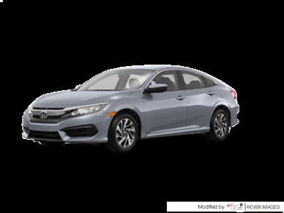 2018 Honda Civic CIV 4D L4 SE CVT