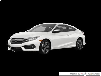 2018 Honda Civic Coupe CIVIC 2D L4 EXT CVT