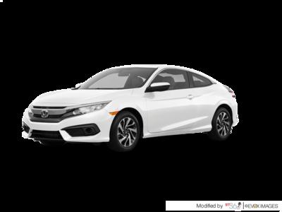 2018 Honda Civic CIVIC 2D L4 LX CVT
