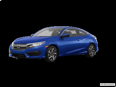 Honda Civic CIVIC 2D L4 LX 6MT 2018