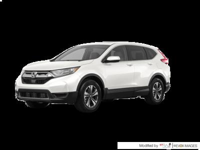 Honda CR-V CR-V LX 2WD CVT 2018