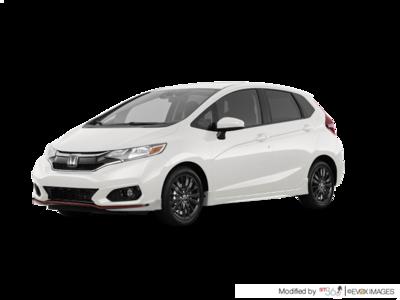 2018 Honda Fit FIT 5D L4G SPT HSCVT