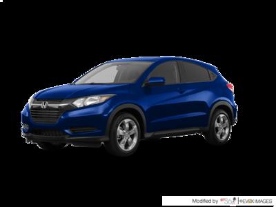 2018 Honda HR-V HRV5DL4GLXCVT4WD