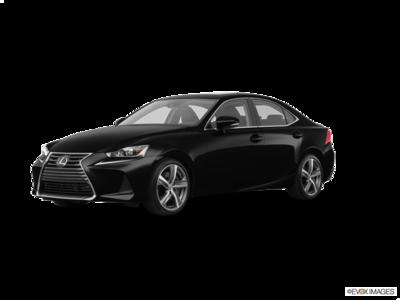 2018 Lexus IS 350C IS 350 AWD