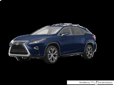 2018 Lexus RX 350 RX 350 8SPD AUTO