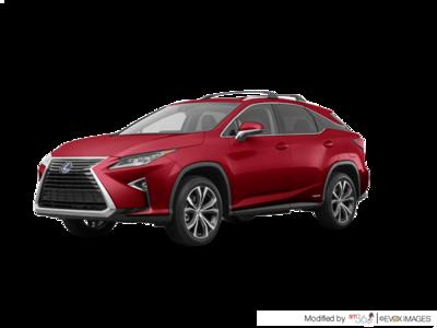 2018 Lexus RX 450h RX 450h