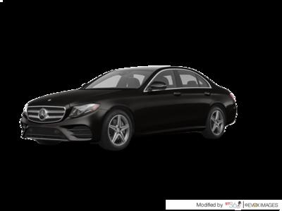 Mercedes-Benz E300 4MATIC Sedan 2018