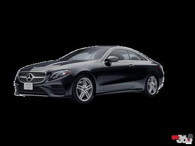 Mercedes-Benz E400 4MATIC Coupe 2018
