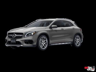 Mercedes-Benz GLA45 AMG 4MATIC SUV 2018