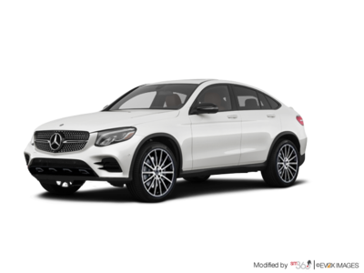 Mercedes-Benz GLC300 4MATIC Coupe 2018