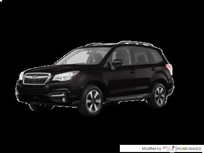2018 Subaru Forester Forester 2.5i Tourin