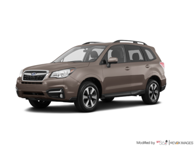 2018 Subaru Forester Forester Touring w/T