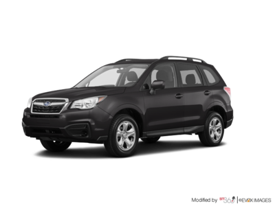 2018 Subaru Forester Forester Convenience