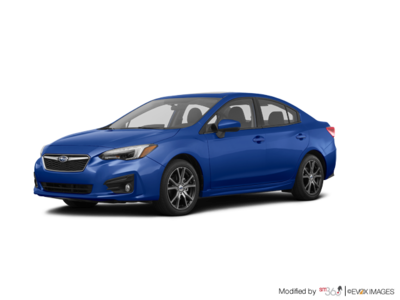 2018 Subaru Impreza SPORT TEC 4DR