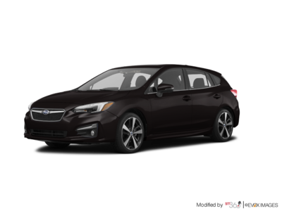 2018 Subaru Impreza SPORT WITH TECH 5D