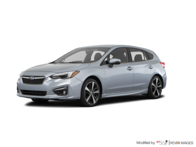 Subaru Impreza SPORT WITH TECH 5D 2018