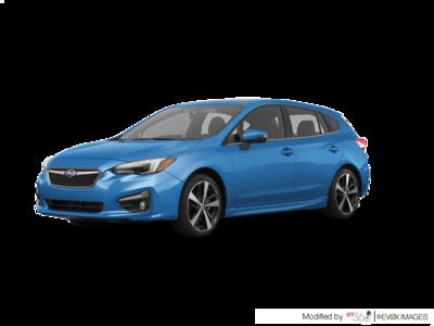 Subaru Impreza SPORT WITH TECH 5D 2018
