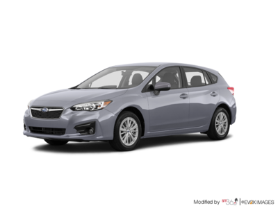2018 Subaru Impreza TOURING 5DR