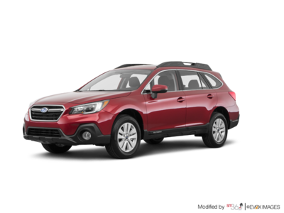 2018 Subaru Outback 2.5 Touring/Tech Aut