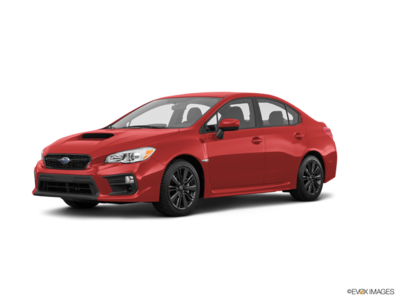 2018 Subaru WRX WRX Base 6 speed