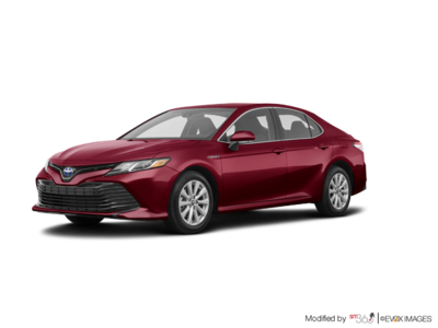 Toyota Camry CAMRY HYBRID LE 2018