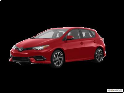 Toyota Corolla COROLLA iM CVT 2018
